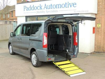 Peugeot Expert 2.0 Leisure L1 Disabled Wheelchair Adapted Vehicle WAV