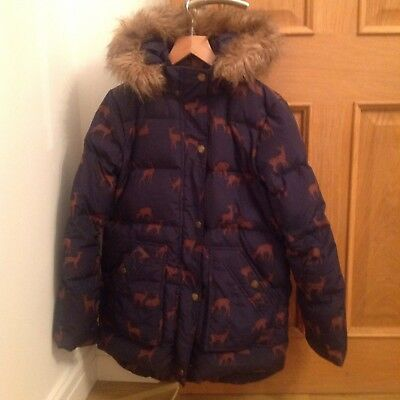 Boden Ladies Padded Jacket Size 8