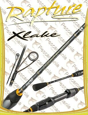 Canna spinning Rapture XLAKE Light spinning Area Special trout trota