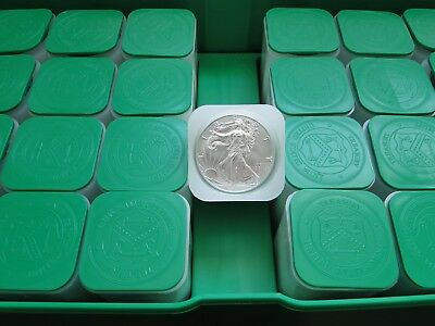 2019 Silver American Eagles  - Pre-Order - From Sealed Us Mint Tube  - How Many?