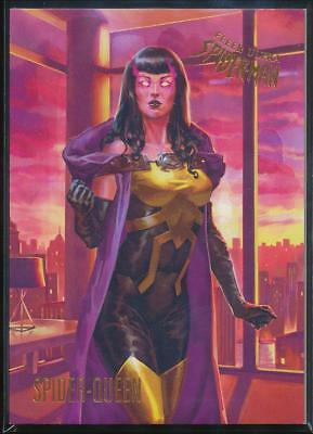 2017 Fleer Ultra Spider-Man Trading Card #36 Spider-Queen