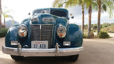 """1937 Chrysler Other  Chrysler Airflow 1937 C17 -- Rare 2-Door Coupe """"Survivor"""" -- Only 200 Ever Made"""