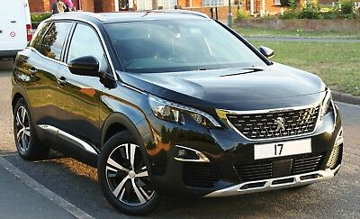 2017 Peugeot 3008 2.0 Hdi 150Ps Gt Line