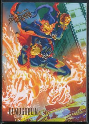 2017 Fleer Ultra Spider-Man Trading Card #53 Demogoblin