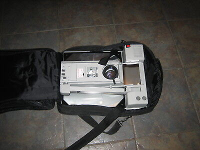 Elite Senator Overhead Projector LF A1/223 with padded carry case