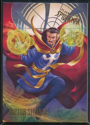 2017 Fleer Ultra Spider-Man Trading Card #70 Doctor Strange