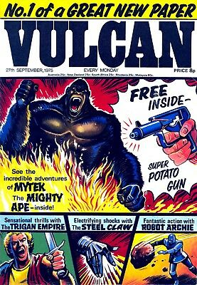 The Vulcan /target/solo /tv Toyland -  - Dvd Rom Collection