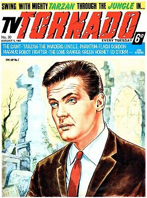 Tv Tornado (67 Issues)  Dvd Rom Collection