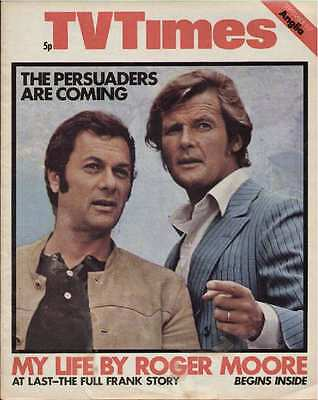 Tv Times 1967 - 1971 / Dvd Rom Collection