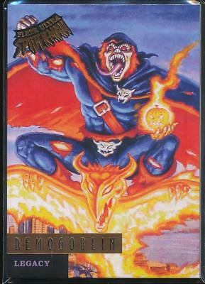 2017 Fleer Ultra Spider-Man Legacy Trading Card #L6 Demogoblin