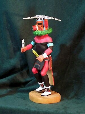 Hopi Kachina Doll - The Corn Kachina - Lovely!
