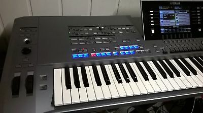 Yamaha Tyros 5-76, Soundtuning, Software, Top-Zustand, wie neu