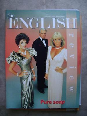 The English Review vol 9 No 4 - April 1999 - very good condition