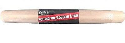 "Brand New~Wooden 12"" French Tapered Wood Rolling Pin"