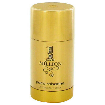 1 One Million Deodorant Stick 75Ml / 75G By Paco Rabanne For Men'S Alcohol Fre