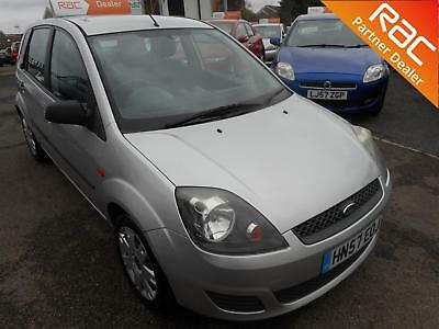 2007 Ford Fiesta Hatch 5Dr 1.25 75 Style Climate 5 Petrol silver Manual