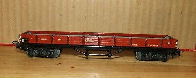 Marklin #391 DRB Open Flat Car - $40.00