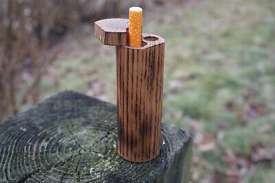 Bonfire Oak  Dugout One Hitter ~ Dugout Box ~ Dugout with Bat ~ One Hitter