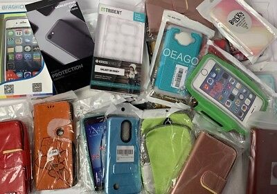 Brand New Cell phone Variety cases wholesale lot