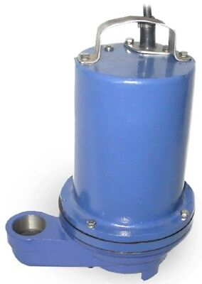PIP Paco Grundfos PIP702B 108350 Submersible Effluent Instant Pump, 1/2HP, 115V
