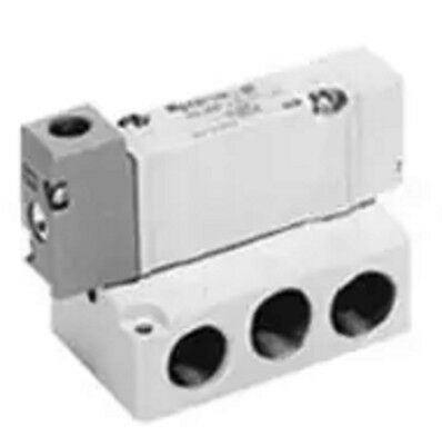 SMC Corporation SYA5140-02T Solenoid Valve, Air Pilot, 5-Port, 2 Position