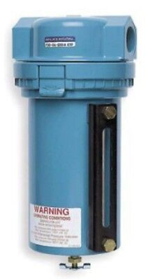 """Wilkerson F30-08-G00 Compressed Air Filter, 1"""" NPT Connection, Jumbo"""