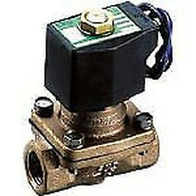 CKD Corp AP11-10A-03A-AC200V Pilot-Operated 2-Prt Electromagnetic Solenoid Valve