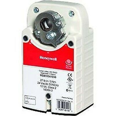 Honeywell MS3103J1030 Spring Return Direct Coupled HVAC Damper Actuator, Sylk