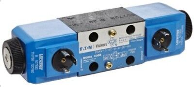 Vickers DG4V-3-6C-M-U-H7-60 Solenoid Operated Directional Hydraulic Cntrl Valve