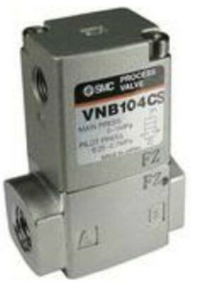 SMC Corporation VNB612A-N40A-3DL 2-Way Media Process Valve