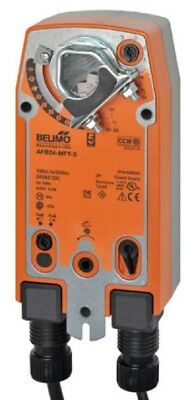 Belimo AFB24-MFT-S HVAC Damper Actuator, Modulating, Spring Return, 24V