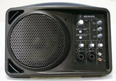 Mackie SRM150  Stage Monitor/Compact  PA System, Keyboard,Vocal instrument