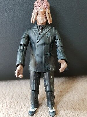 """Dr Who  5"""" Human Dalek Daleks in Manhattan 2005  BBC Action figure doctor who"""