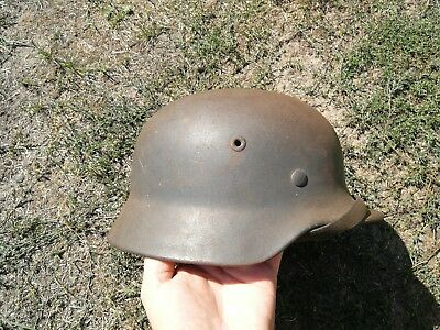 "Stahlhelm M40 der Luftwaffe ""Major Osterroth"""