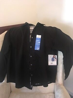 WOMEN'S RIDER'S BY LEE BLACK JACKET, FLEECE LINED Size XL~NWT