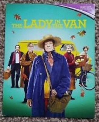 The Lady In The Van Digital Download Code only