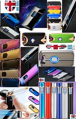 Valentine's Day gift ,Rechargeable,Lighter USB LIGHTER ,Electric,slim+ GIFT BOX