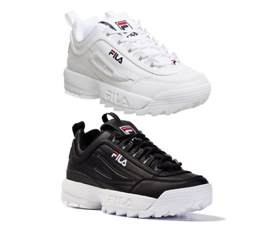 ORIGINALE FILA DISRUPTOR II 2 White Authentic Shoes Unisex ...