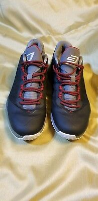 new arrival 75a37 d3470 Mens Nike Air Jordan CP3 VIII Basketball Shoes Size 9.5 cleanee real nice