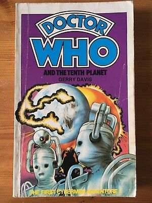 Doctor Who and the Tenth Planet - Gerry Davis  - Target 62 READING COPY