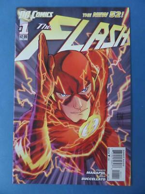 Flash 1 New 52 1St Print! Unread! Nm!
