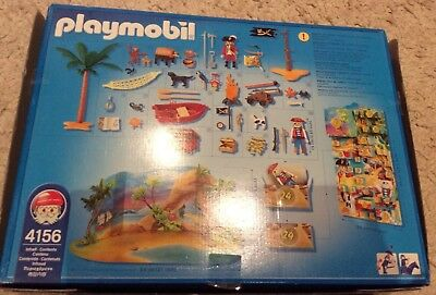 Playmobil 4156 Adventskalender Piraten Piratenlagune