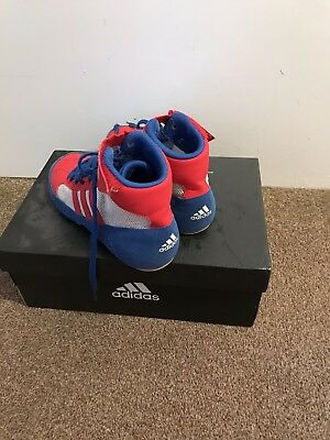 Adidas Boxing Boots Size 3