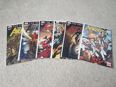 The Mighty Avengers 1-6