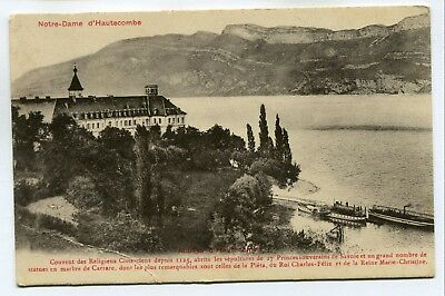 CPA - Carte Postale - France - Abbaye d'Hautecombe - 1921 (SV6308)
