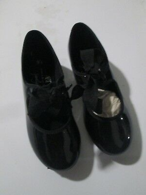 Spotlghts Abt American Ballet Theater Tap Shoes New Preowened Girls 9 1/2