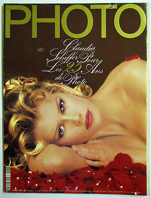 Vintage 'PHOTO' Photography Magazine 296, OCT 1992 25th ANNIVERSARY Issue RARE