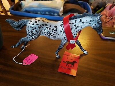 Breyer Custom Classic Bella To Leopard Appaloosa Mare