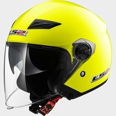 0002_305692054 LS2 CASCO JET TRACK OF569 SOLID H-V Yellow - 305692054