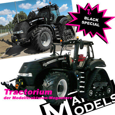 MarGe Models 1807 Case Magnum 380 CVX  Rowtrac Limited Black Edition 1/32 Modell